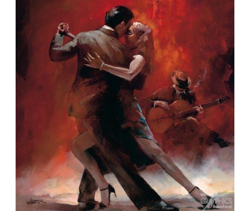 Willem Haenraets: Tango Argentino 2