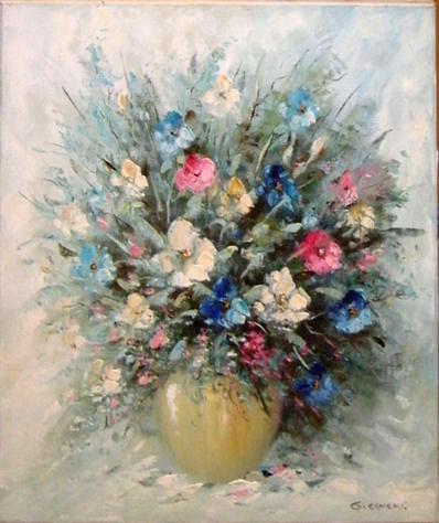 Ernens: Bloemen