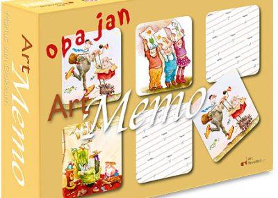 Memo Marius van Dokkum – Opa Jan