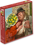 Puzzel Art Revisited – Marius van Dokkum – Recht uit het hart