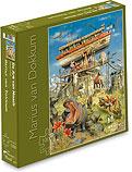 Puzzel Art Revisited – Marius van Dokkum – de ark van Noach