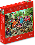 Puzzel Art Revisited – Marius van Dokkum – Tuinfeest (1000)