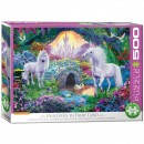 Puzzel Eurographics – Unicorns in Fairy Land 500XL