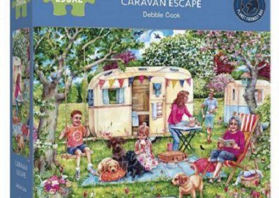Puzzel Gibsons – Caravan Escape 250XL