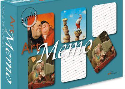 Memo Marius van Dokkum – Smile
