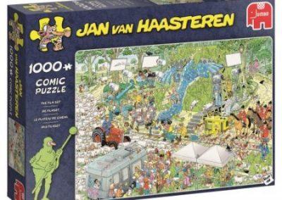 puzzel jumbo – Jan van Haasteren – de Filmstudio's