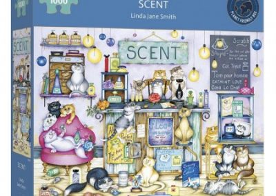 puzzel Gibsons – Scent