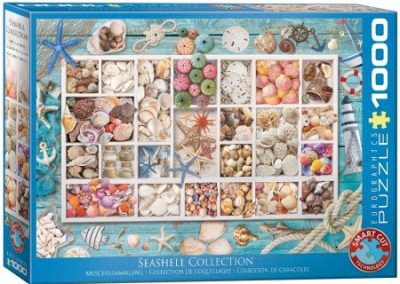 puzzel Eurographics – Seashell Collection (1000)