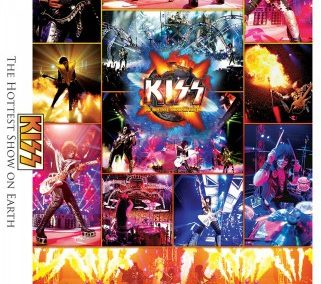 puzzel Eurographics – Kiss the hottest show on earth (1000)