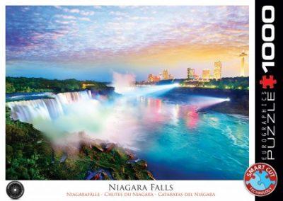 Puzzel Eurographics – Niagara Falls
