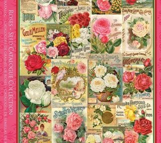 puzzel Eurographics – Roses seed catologue