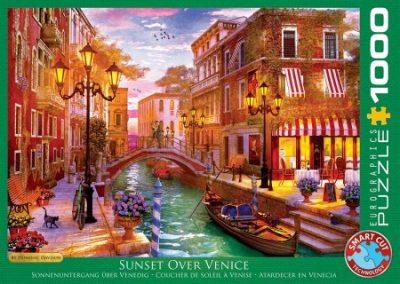 Puzzel Eurographics – Venetian Romance