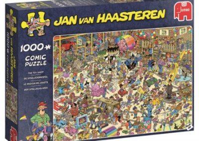 puzzel jumbo Jan van Haasteren – de Speelgoedwinkel
