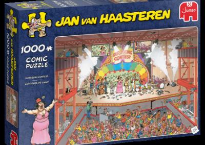 puzzel Jumbo Jan van Haasteren – Eurosong Contest