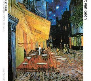 puzzel Eurographics Café Terrace at Night – Vincent van Gogh
