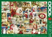 puzzel Eurographics – Vintage Christmas Cards