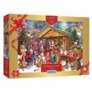 puzzel Gibsons – This way to Santa