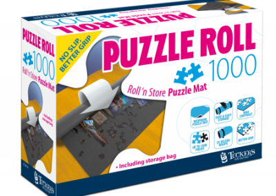 Tucker's fun  factory – Puzzle Roll 1000