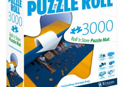 Tucker's Fun Factory – puzzle roll 3000