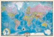 puzzel Eurographics – Map of the world 2000