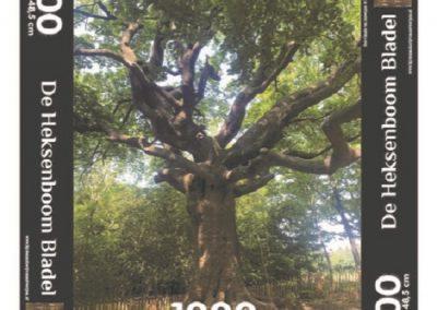 Puzzel – Heksenboom Bladel
