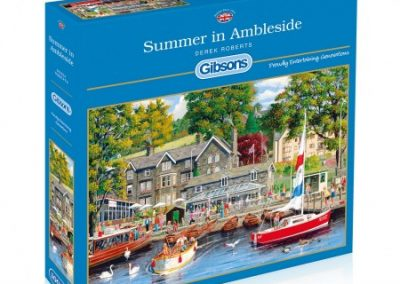puzzel Gibsons Summer in Ambleside
