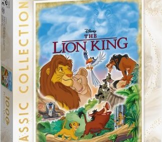 puzzel Jumbo Disney Classic Collection – The Lion King (1000)