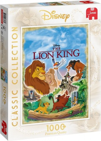 puzzel Jumbo Disney Classic Collection – The Lion King