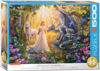 puzzel Eurographics Princess' Garden
