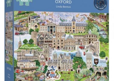 puzzel Gibsons Oxford