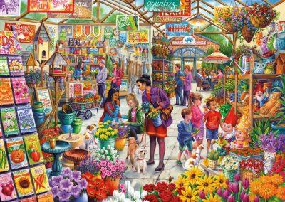 puzzel Gibsons Gardener's Delight