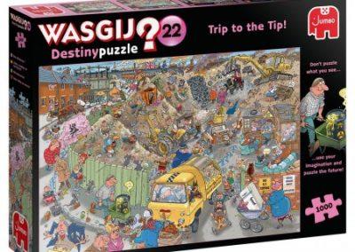 puzzel Jumbo Wasgij Destiny 22 Alles op een hoop