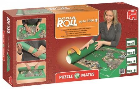 Jumbo Puzzle Mates – Puzzle & Roll 1500-3000