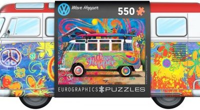puzzel Eurographics VW Wave Hopper – Tin Box 550