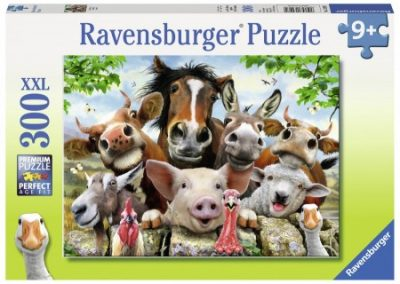 puzzel Ravensburger Say Cheese! (300)