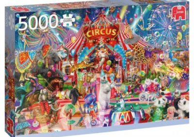 puzzel Jumbo A Night at the Circus (5000)