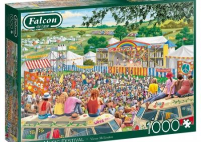 puzzel Falcon Summer Music Festival (1000)