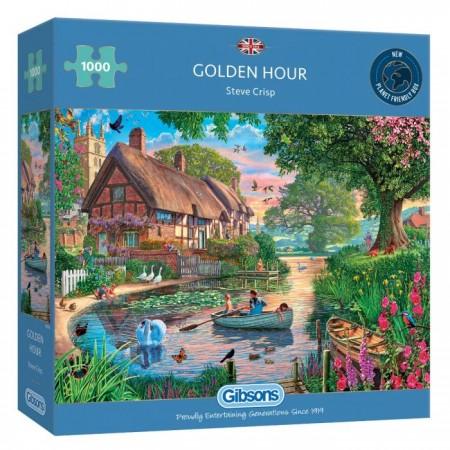 puzzel Gibsons Golden Hour (1000)