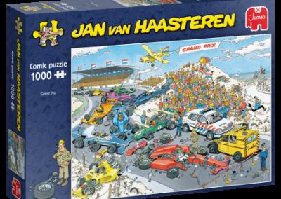 puzzel Jumbo Jan van Haasteren – Formule 1, de Start (1000)