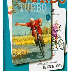 Turbo Marius van Dokkum – kaartspel
