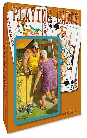 Speelkaarten Marius van Dokkum